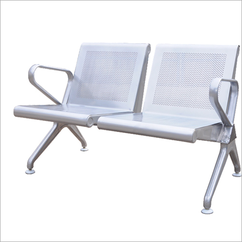 Steel Two Seater Visitor Chair