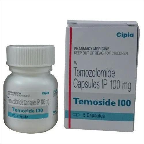 TEMOSIDE 100MG CAPSULE