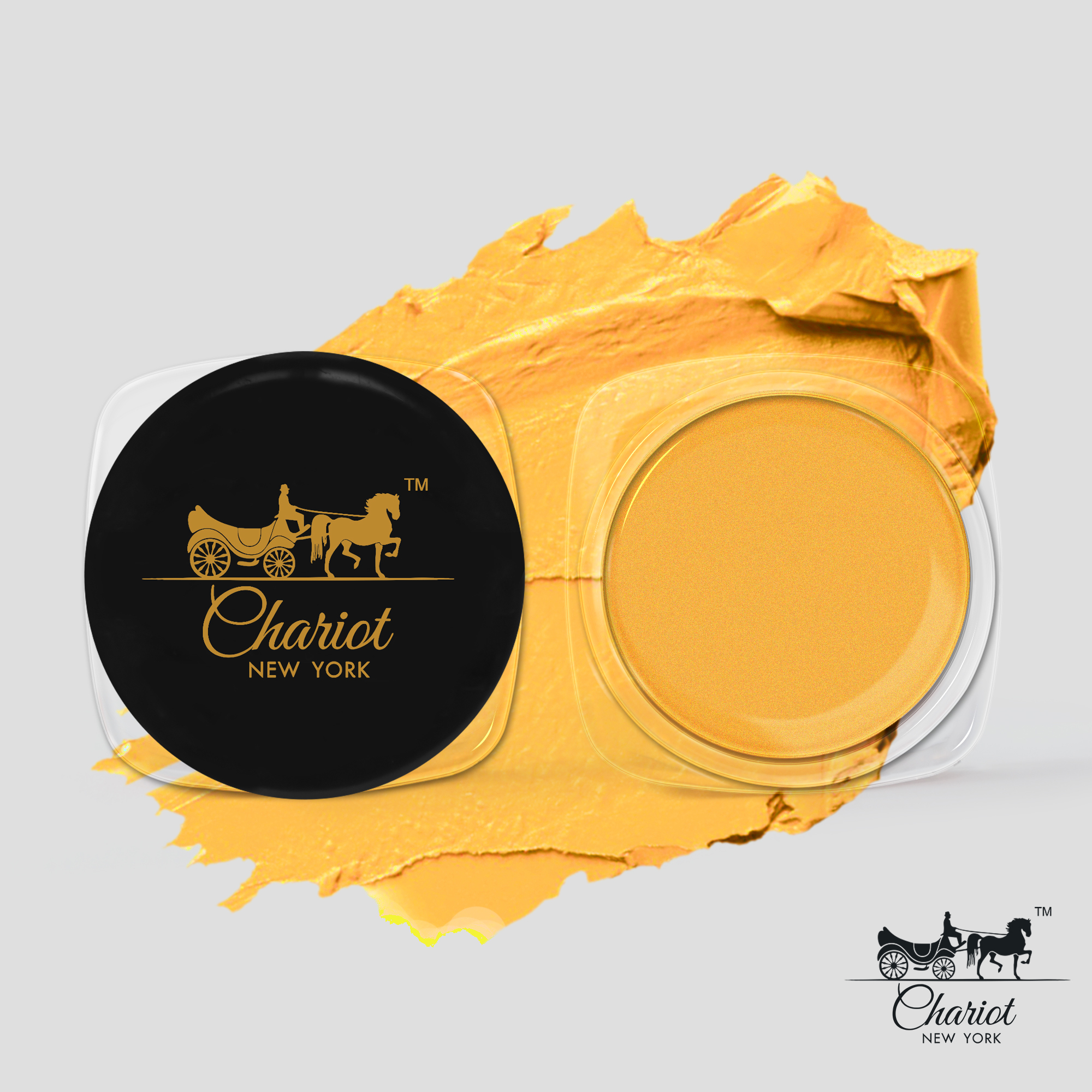 Chariot New York Gold Star Shimmer Blush (Gold)