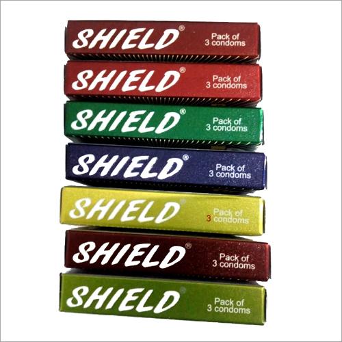 Pack Of 3 Condoms