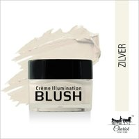 Chariot New York Zilver Shimmer Blush (Silver)