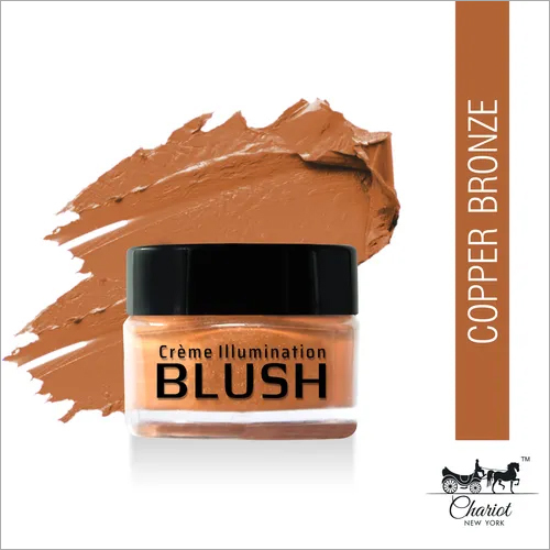 Chariot New York Copper Bronze Shimmer Blush (Bronze)