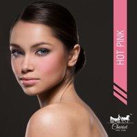 Chariot New York Hot Pink Shimmer Blush (Hot pink) 10gm