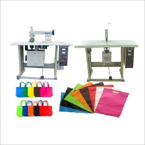 Semi Automatic Non-woven Bag Making Machine