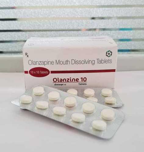 Olanzapine 10 Mg
