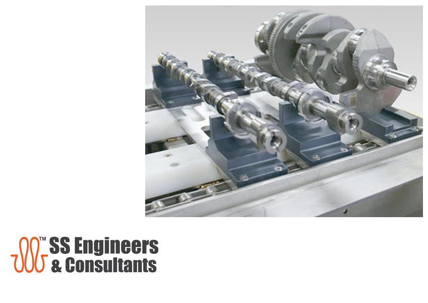 Automotive Components Washer Machine