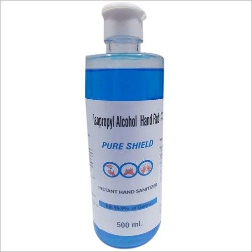 Pure Shield Flip Top Bottle Alcohol Based Hand Sanitizer