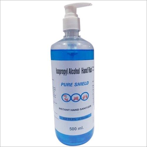500 ml Pure Shield Pump Bottle Alcohol Based Hand Sanitizer