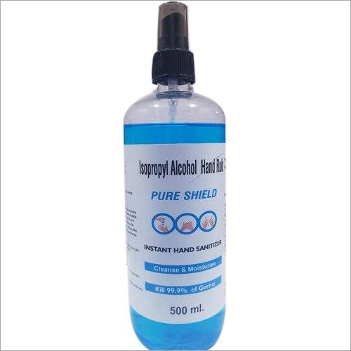 500 ml Isopropyl Bottle Alcohol Based Hand Sanitizer