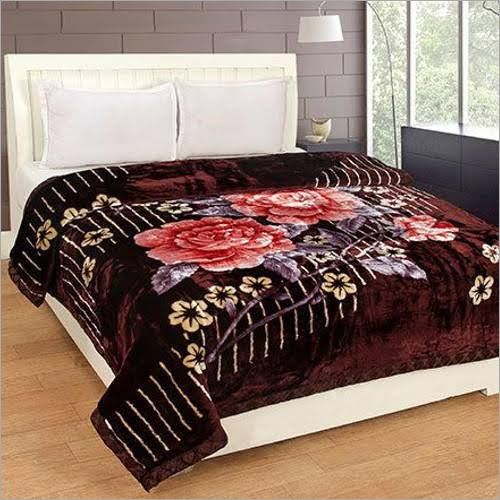 Double Bed Mink Blanket