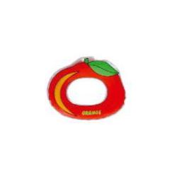 Orange Water Filled Toy Teether