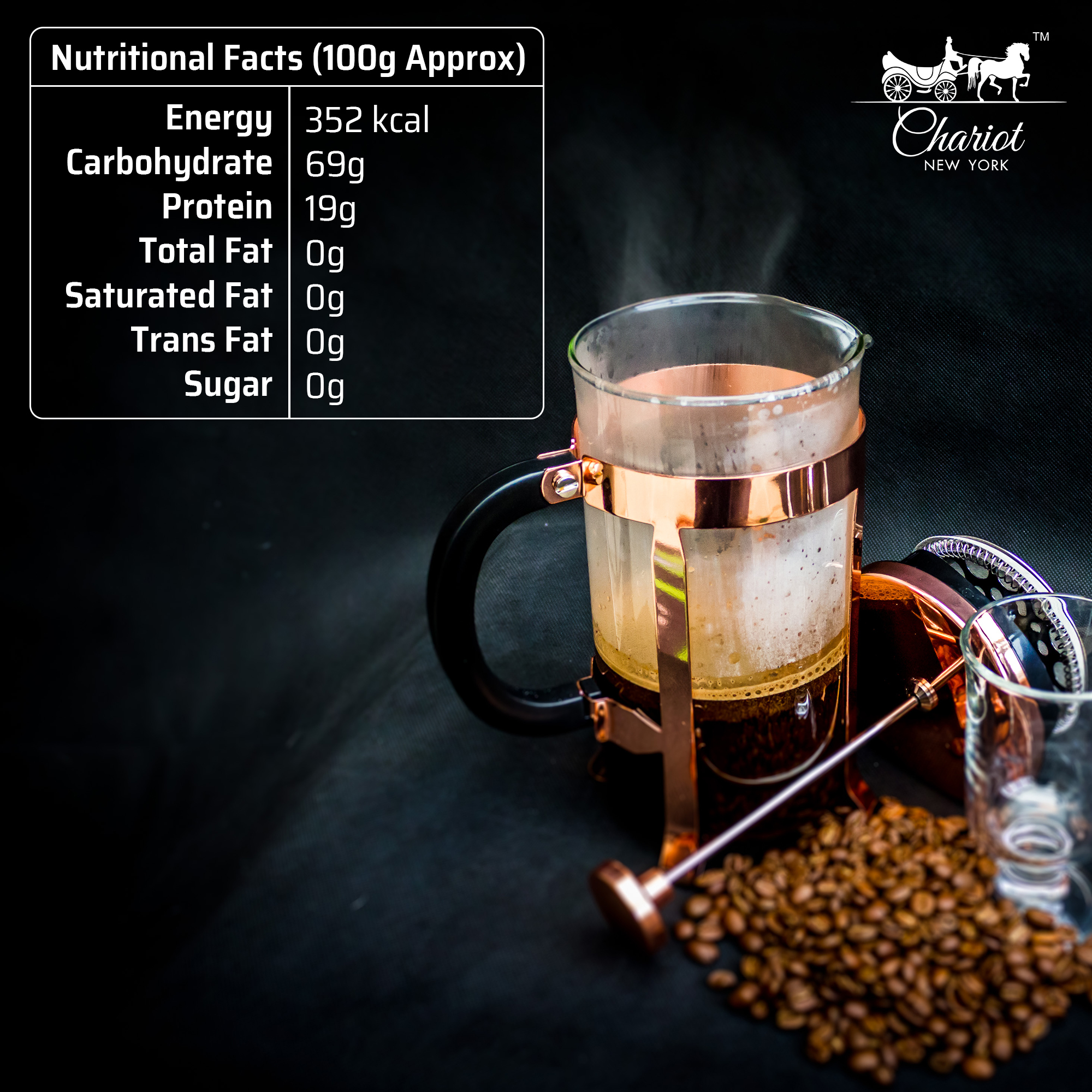Classic Agglomerated Instant Coffee (80gm)