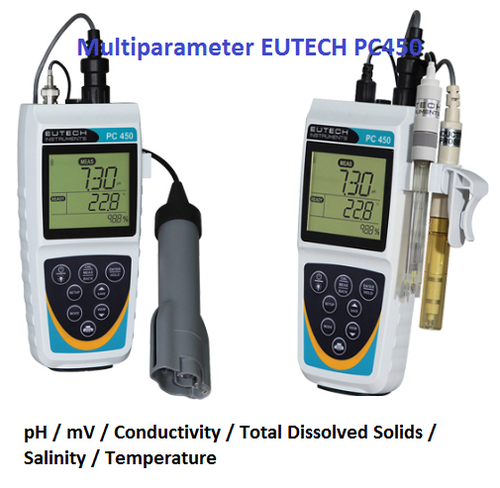 Eutech Thermo Fisher Scientific Meter