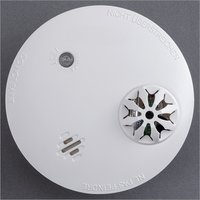 Wireless Standalone Smoke Plus Heat Detector