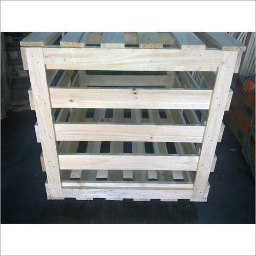 Wooden Storage Crate Box