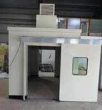 Industrial Noise Test Booth