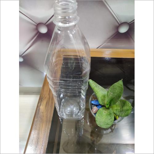 Transparent Pet Oil Bottles