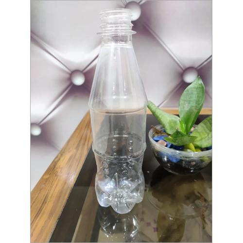 Transparent Soft Drink Pet Bottle