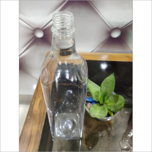 Transparent Storage Pet Bottle 1ltrs