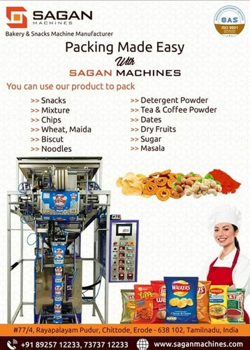 Snacks Packing Machines