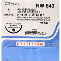 Ethicon Sutures Prolene