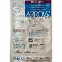 Two Lumen Catheter Cv 12702 Arrow