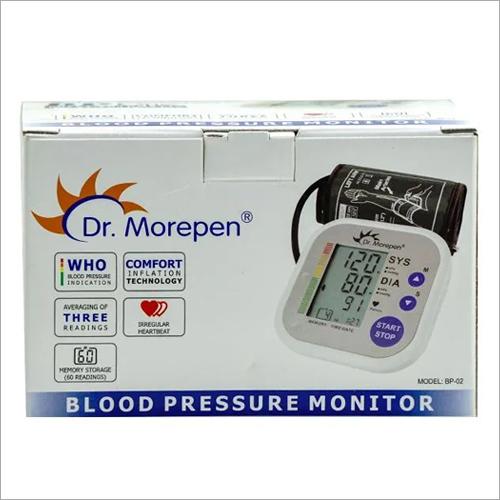 Dr Morepen Blood Pressure Monitor