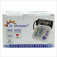 Dr Morepen Blood Pressure Monitor