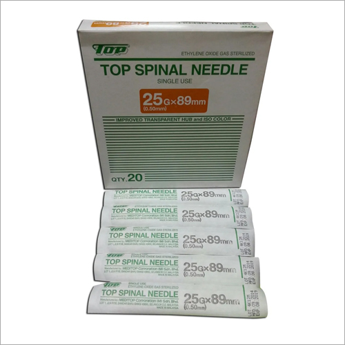 Top Spinal Needle