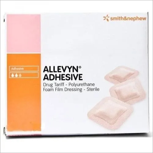 Allevyn Adhesive Wound Dressings Smith And Nephew