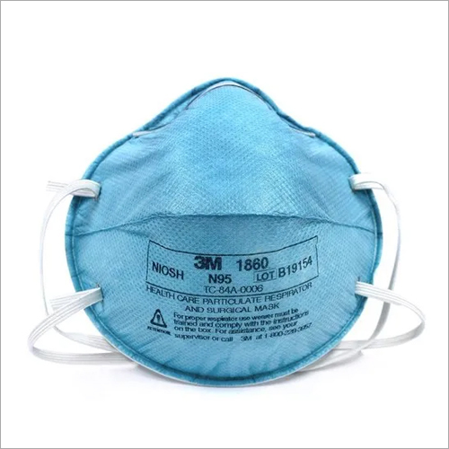 3M 1860 N95 Face Mask