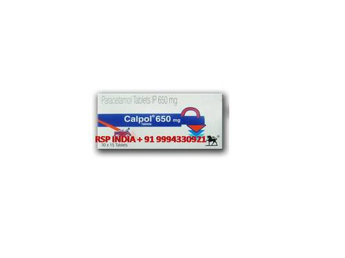 Calpol 650 Tablets