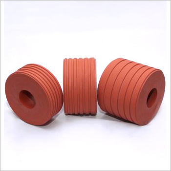 Line Hot Stamping Rubber Roller