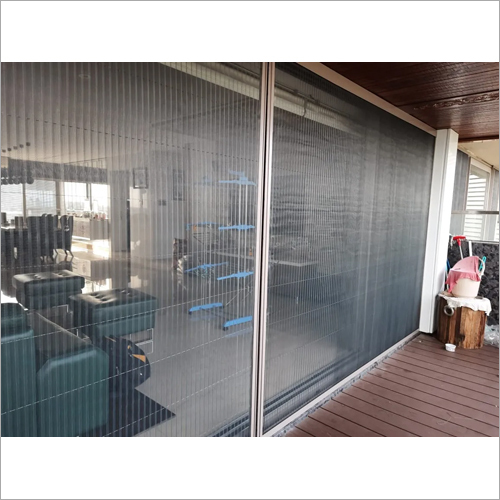 Office Sliding Mosquito Net