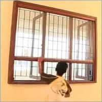 Window Mounted Roller Mosquito Net