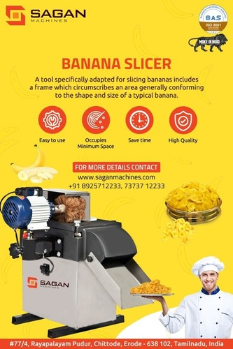 Banana Chips Machine