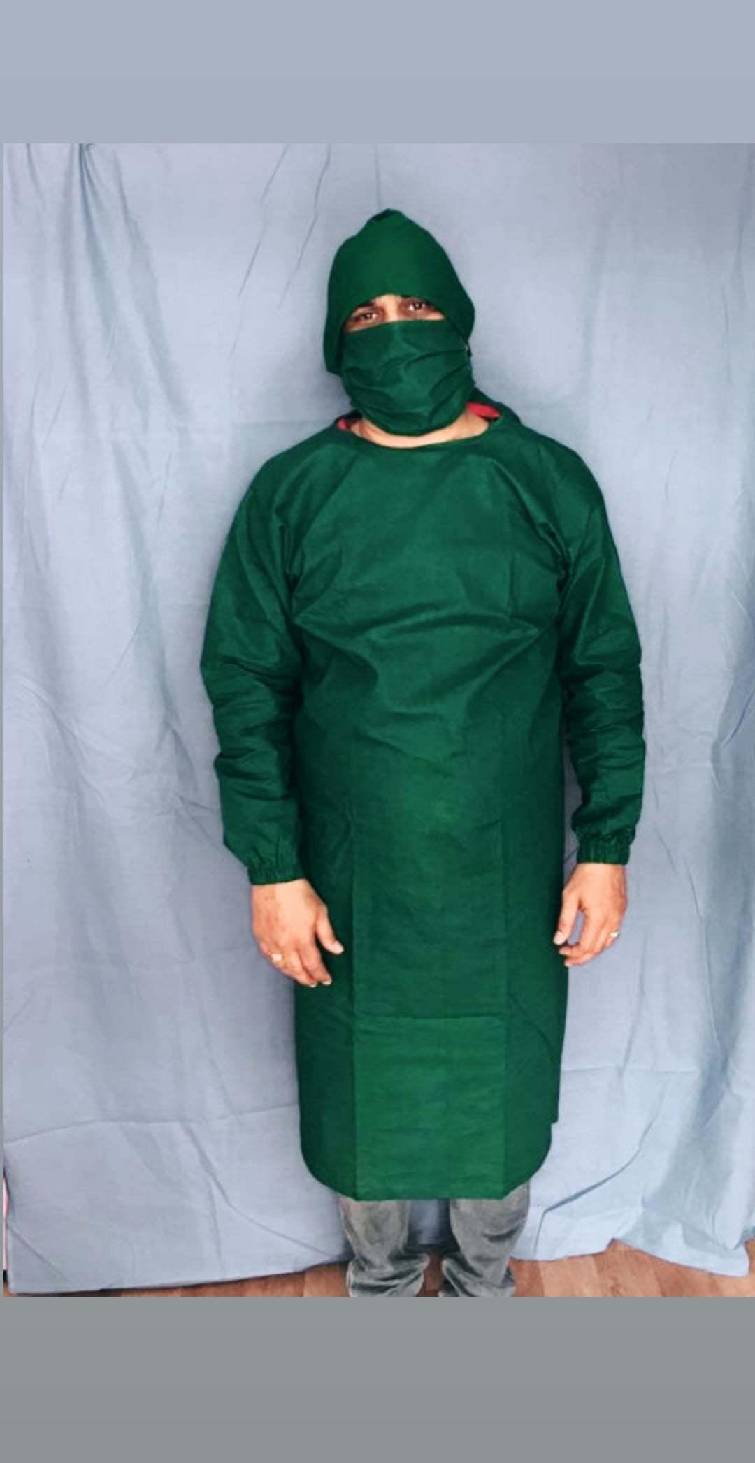 Reusable Surgeon Gown