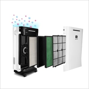 Expanded Air Purifier