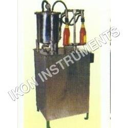 Bottle Vacuum Filling Machine