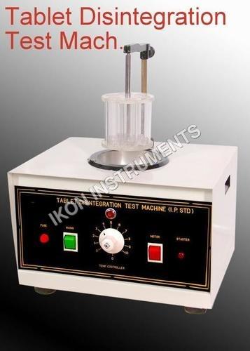 Disintegration Test Apparatus For Tablets (D.T Machine)