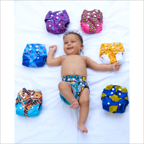 Baby Colorful Diapers