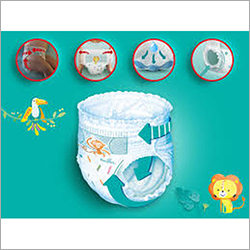 Pampers Diapers Pants