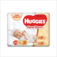 Huggies New Baby Born Diapers
