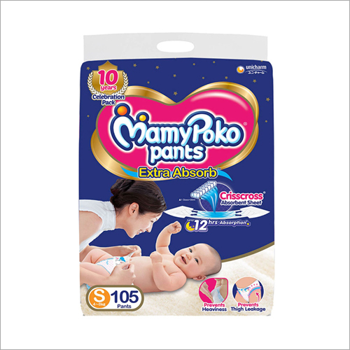 Extra Absorb Mamy Poko Diapers Pants
