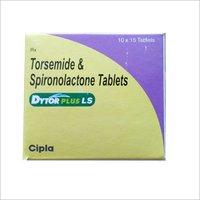 Torsemide And Spironolactone Tablets
