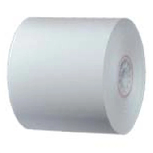 Thermal Plain Paper Jumbo Roll