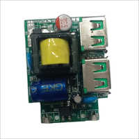 2 USB Port PCB Board For Charger