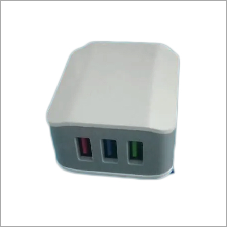 Three Port USB Charger