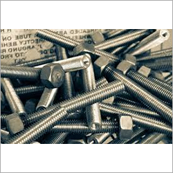 Iron Nut Bolt
