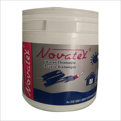 Water Thinnable Acrylic Distemper